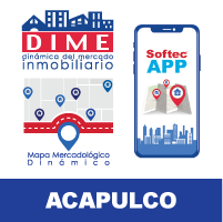 DIME App Mapa Acapulco
