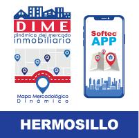 DIME App Mapa Hermosillo
