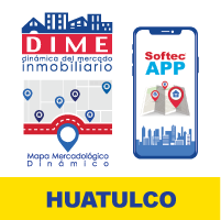 DIME App Mapa Huatulco