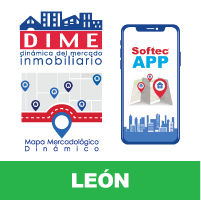 DIME App Mapa León