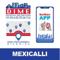 DIME App Mapa Mexicali