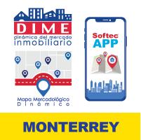 DIME App Mapa Monterrey