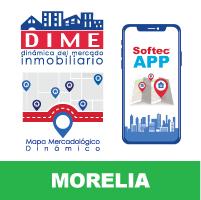 DIME App Mapa Morelia