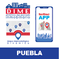 DIME App Mapa Puebla