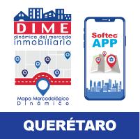 DIME App Mapa Querétaro
