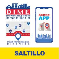 DIME App Mapa Saltillo