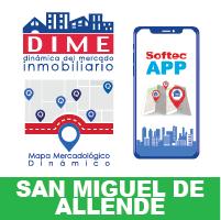DIME App Mapa San Miguel de Allende
