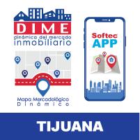 DIME App Mapa Tijuana