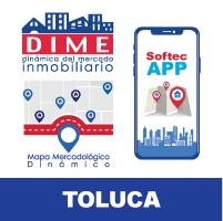 DIME App Mapa Toluca