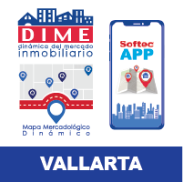 DIME App Mapa Vallarta