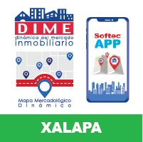 DIME App Mapa Xalapa