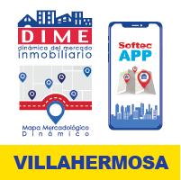 DIME App Mapa Villahermosa